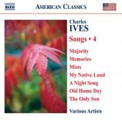 Çeşitli Sanatçılar: Ives, C.: Songs, Vol. 4 - CD