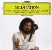 Mischa Maisky, Pavel Gililov: Mischa Maisky - Meditation - CD