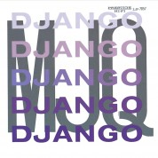 The Modern Jazz Quartet: Django - CD