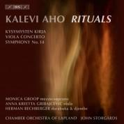 Lapland Chamber Orchestra, John Storgårds: Aho: Symphony 14 - CD