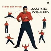 Jackie Wilson: He's So Fine - Plak