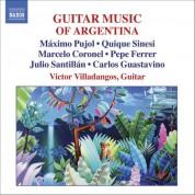 Guitar Music Of Argentina, Vol. 2 - CD