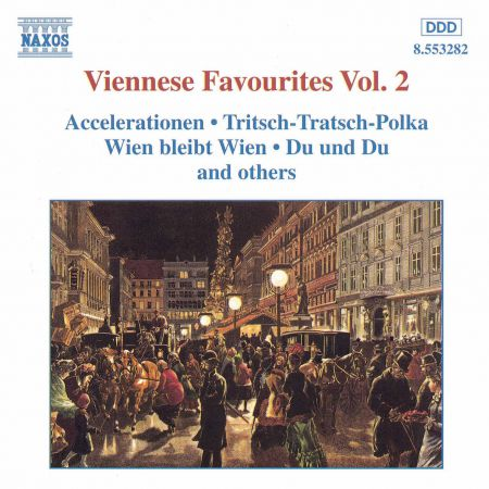 Viennese Favourites, Vol.  2 - CD