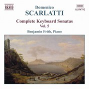 Scarlatti, D.: Keyboard Sonatas (Complete), Vol.  5 - CD