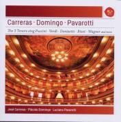 José Carreras, Plácido Domingo, Luciano Pavarotti: Carreras,Domingo,Pavarotti - CD