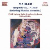 "Michael Halász: Mahler, G.: Symphony No. 1, ""Titan"" - CD"
