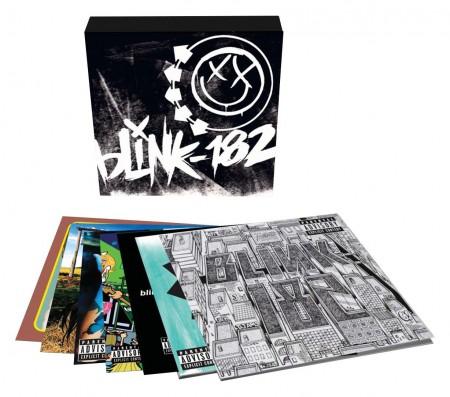 Blink-182: Box Set (Limited Edition) - Plak