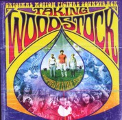 Çeşitli Sanatçılar: Taking Woodstock - CD