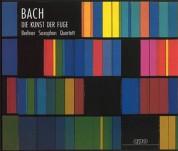 Berliner Saxophon Quartett: Bach - Die Kunst der Fuge - CD