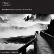 Patrizia Pace, Waltraud Meier, Frank Lopardo, James Morris, Berliner Philharmoniker, Riccardo Muti: Mozart: Requiem, Ave Verum Corpus - CD