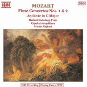 Herbert Weissberg: Mozart: Flute Concertos Nos. 1 and 2 / Andante, K. 315 - CD