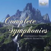 Staatskapelle Dresden, Herbert Blomstedt: Schubert: Complete Symphonies - CD