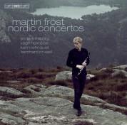 Martin Fröst, Swedish Radio Symphony Orchestra, Swedish Chamber Orchestra, Esa-Pekka Salonen, Östgöta Symphonic Wind Ensemble: Fröst - Nordic Concertos - CD