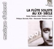 Philippe Bernold: Flute Sonatas - CD