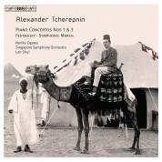 Singapore Symphony Orchestra, Lan Shui, Noriko Ogawa: Tcherepnin: Piano Concertos - CD
