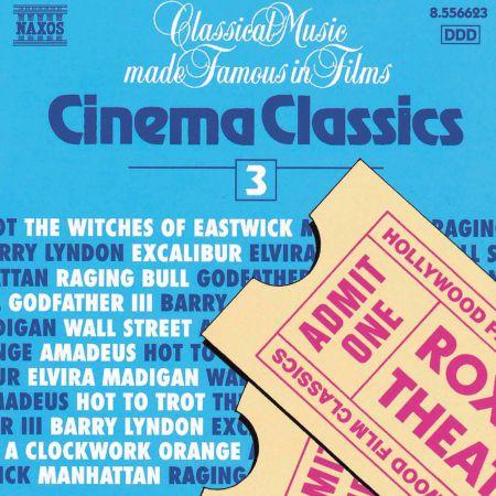 Cinema Classics, Vol.  3 - CD