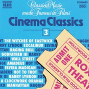 Cinema Classics, Vol.  3 - CD