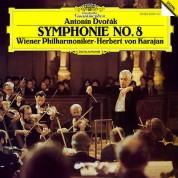 Herbert von Karajan, Wiener Philharmoniker: Dvorak: Symphony 8 - Plak
