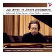 Lazar Berman - The Complete Sony Recordings - CD