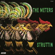 The Meters: Struttin - Plak