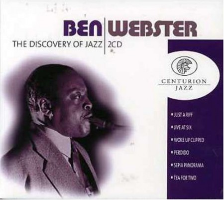 Ben Webster: The Discovery of Jazz - CD