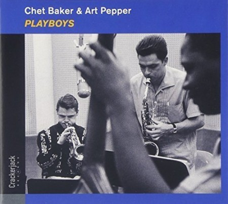 Chet Baker: Playboys - CD