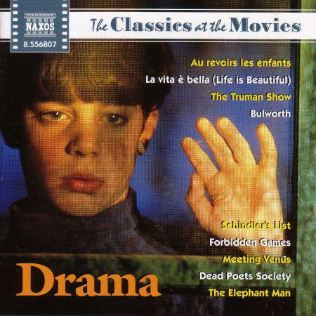Classics at the Movies: Drama - CD