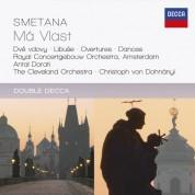 Christoph von Dohnányi, Antal Doráti, Royal Concertgebouw Orchestra, The Cleveland Orchestra: Smetana: Má Vlast, Overtures, Dances - CD