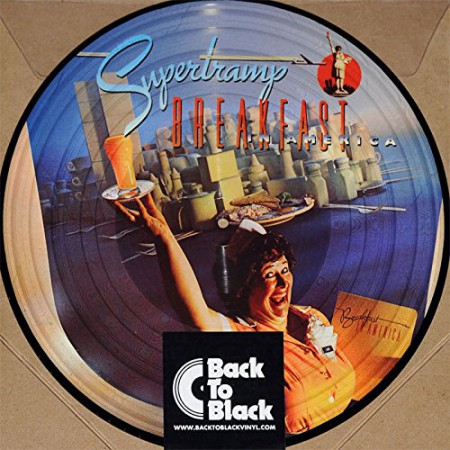 Supertramp: Breakfast in America - Plak