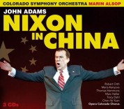 Marin Alsop: Adams, J.: Nixon in China - CD