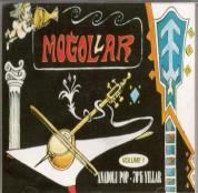 Moğollar: Anadolu Pop 70'li Yıllar - CD