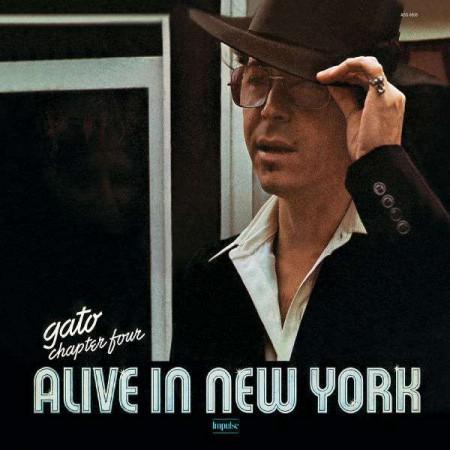 Gato Barbieri: Chapter Four: Alive In New York - CD
