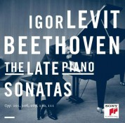 Igor Levit: Beethoven: The Late Piano Sonatas - CD