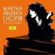 Martha Argerich: Chopin Solo & Concerto-Recordings on Deutsche Grammophon - Plak