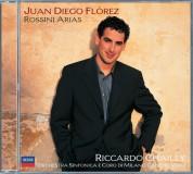Juan Diego Florez, Orchestra Sinfonica e Coro di Milano Giuseppe Verdi, Riccardo Chailly: Juan Diego Flórez - Rossini Arias - CD