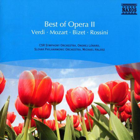 Çeşitli Sanatçılar: Best Of Opera Ii - CD