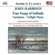 Harbison: Four Songs of Solitude / Variations / Twilight Music - CD