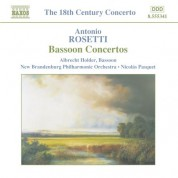 Rosetti: Bassoon Concertos - CD