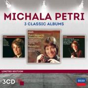 Michala Petri - 3 Classic Albums - CD