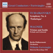 Berlin Philharmonic Orchestra: Tchaikovsky: Symphony No. 6, 'Pathetique' (Furtwangler) (1938) - CD