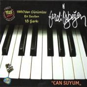 Ferdi Özbeğen: Can Suyum - CD