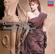 Danielle de Niese, Harry Bicket, The English Concert: Danielle de Niese - Beauty Of The Baroque - CD
