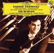 André Previn, Gil Shaham, London Symphony Orchestra: Barber/ Korngold: Violin Concertos - CD