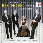 Sol Gabetta: Beethoven: Triple Concerto - CD
