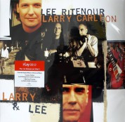 Lee Ritenour, Larry Carlton: Larry & Lee - Plak