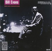 Bill Evans: New Jazz Conceptions (20 Bit Master) - CD
