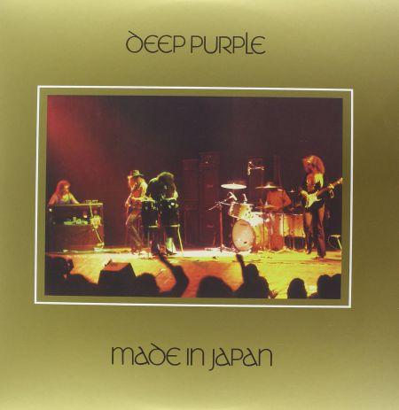 Deep Purple: Made in Japan (Limited Edition - Purple Vinyl) - Plak