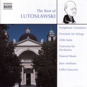 Lutoslawski (The Best Of) - CD