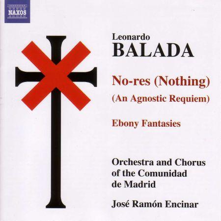 Balada: No-Res / Ebony Fantasies - CD