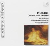 Michel Portal, Wiener Kammerorchester: Mozart: Clarinet Concerto - CD